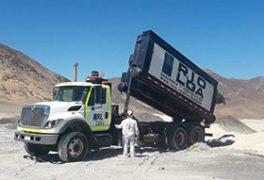 Servicios a la minería